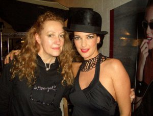 Alessia Merz per Farmogal